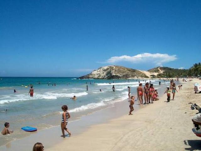 Asaltaron a 60 turistas brasileños en la isla de Margarita