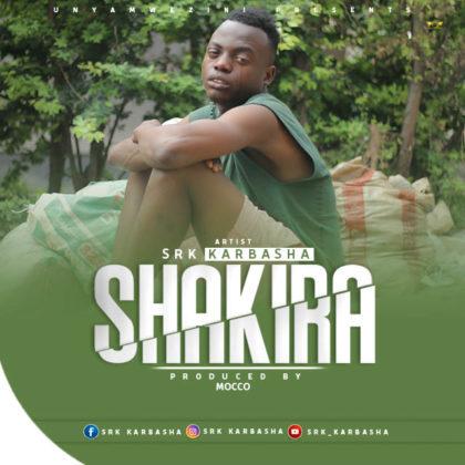 Download Audio - SRK Karbasha – Shakira (Singeli)