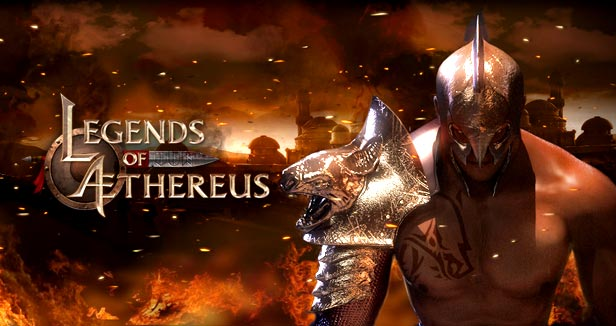 Game Legends of Aethereus PC