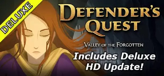 Free Download Defender's Quest: Valley of the Forgotten Deluxe HD Edition PC Game