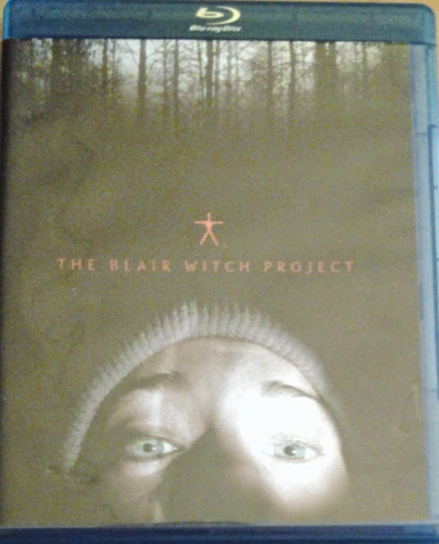 DVD Cover - Blair Witch Project