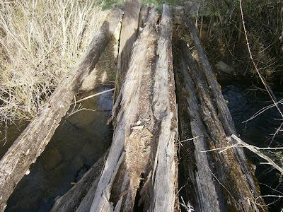 Puente del Molino de Canalejas, Campillos Sierra