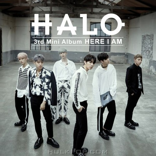 HALO – 3rd Mini Album [HERE I AM] (ITUNES MATCH AAC M4A)