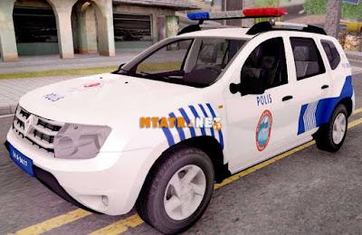 Renault Duster Polis