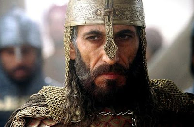 saladin as hero
