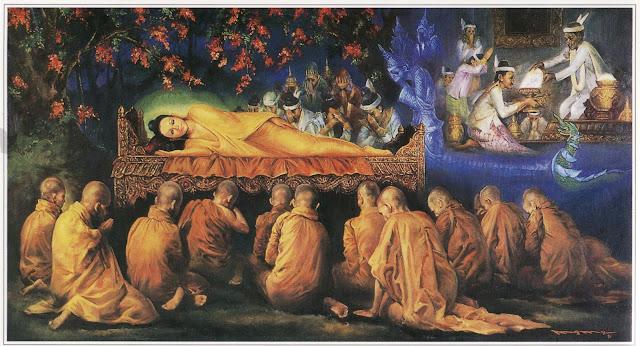 Đạo Phật Nguyên Thủy - Kinh Trung Bộ - 20. Kinh An trú tầm