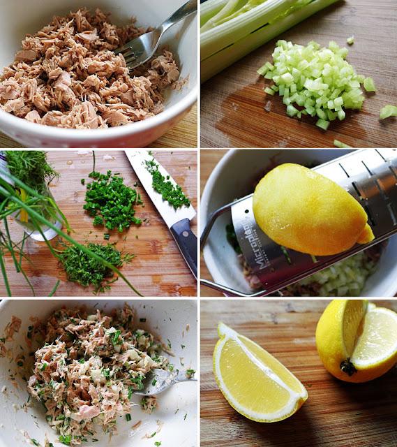 Lemon Dill Tuna Salad Whole Foods Recipe