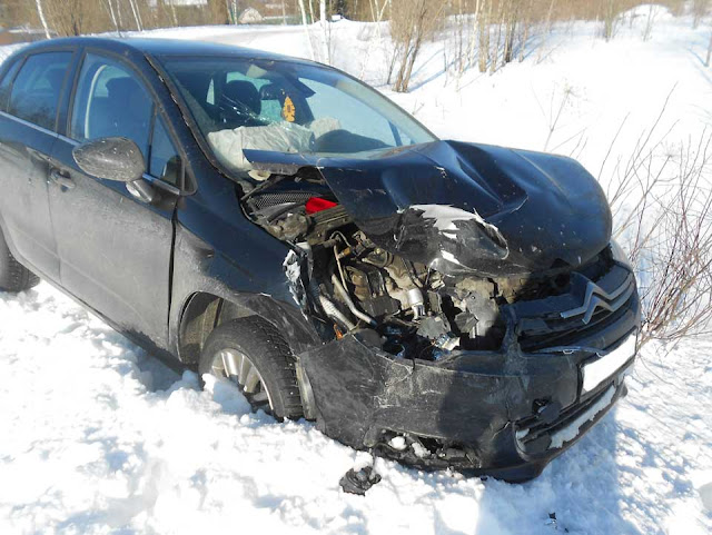 104 ДТП с ущербом, двое пострадавших Сергиев Посад