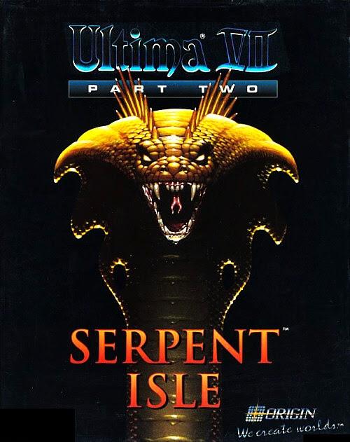 Descargar Ultima VII : The Serpent Isle
