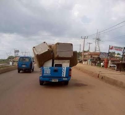 Lawmakers and lawbreakers: FRSC responds to an 'embarrasing' viral photo
