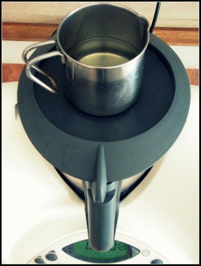 Thermomix ile Çikolatalı Mimoza Pasta tarifi