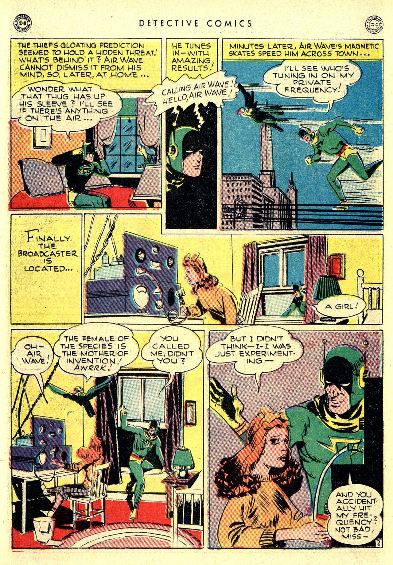 Read online Detective Comics (1937) comic -  Issue #116 - 18