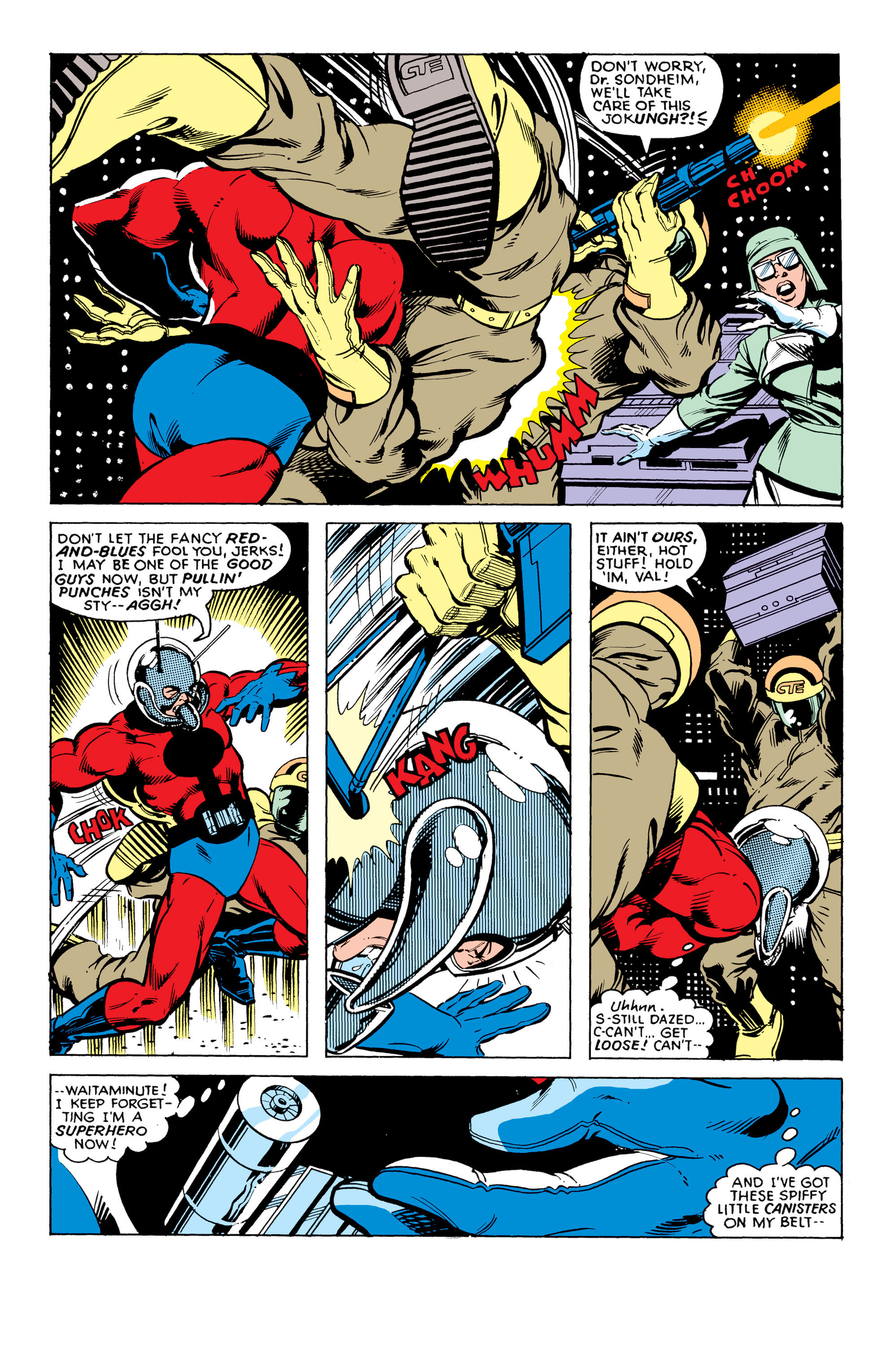 Read online Ant-Man comic -  Issue #Ant-Man _TPB - 6