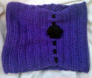 http://manualidadesreciclables.com/13204/cuello-de-lana-hecho-de-crochet