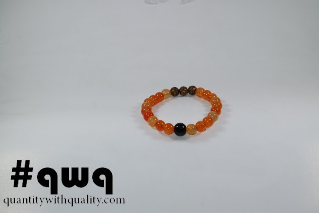 Sport Collection with Black Onyx, Yellow Agate, and Ball Ornament