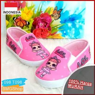 T098 Sepatu Loll Anak Perempuan BMGShop