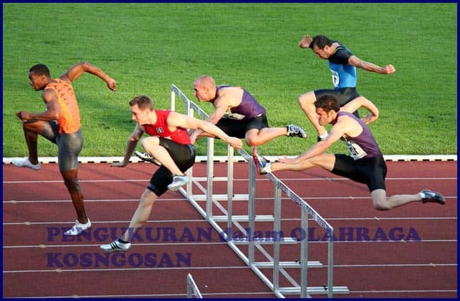 pengukuran olahraga