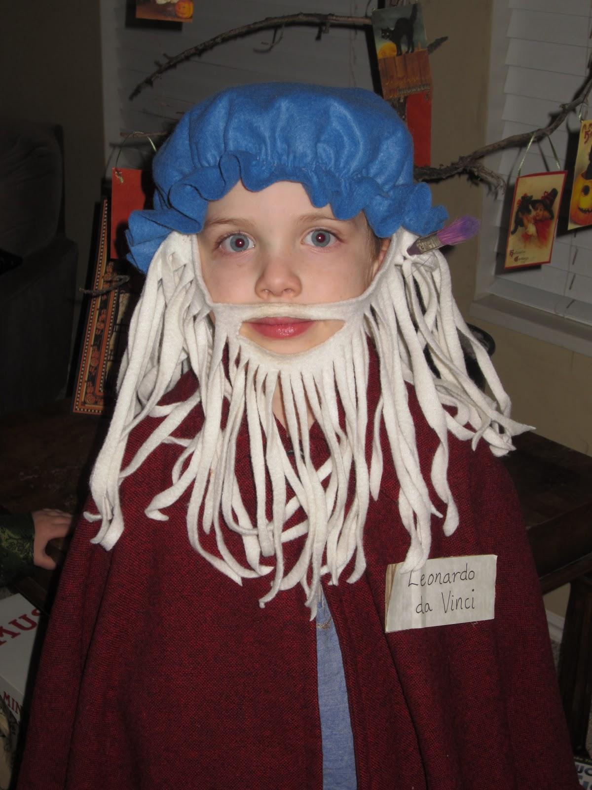 Craft Phesine Leonardo Da Vinci Costume