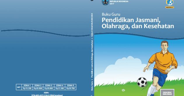 Buku Paket Penjas Kelas 10 Kurikulum 2013