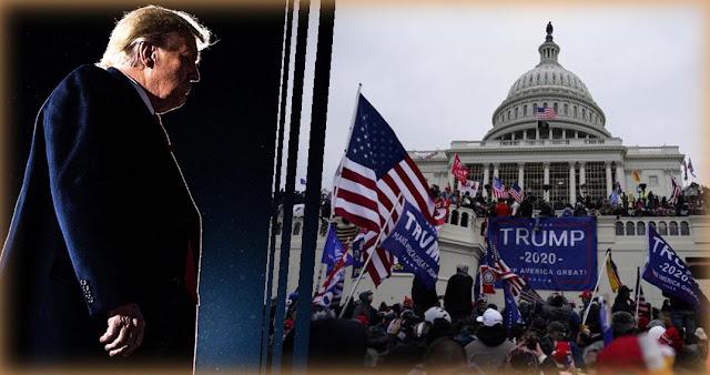 Donald Trump y el asalto al capitolio