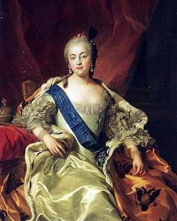Елизавета I Петровна