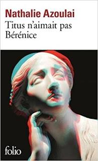 Titus N'aimait Pas Bérénice de Nathalie Azoulai PDF