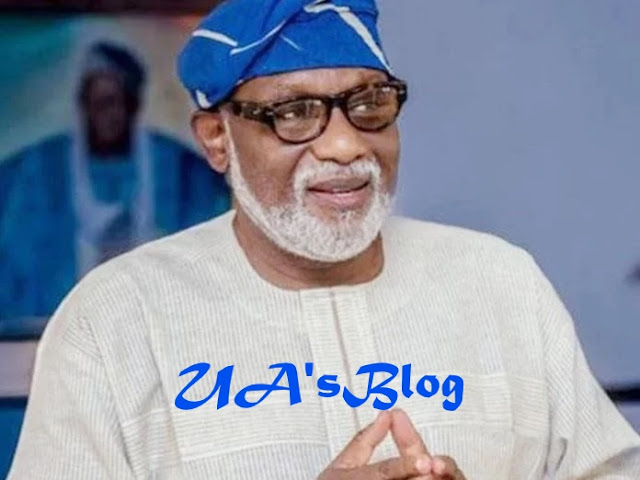 Governor Akeredolu Loses At The Supreme Court