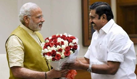 CM EPS plans to meet Modi