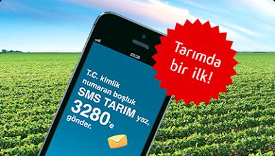 SMS ile Çiftçilere Uygun Kredi Veren Bankalar