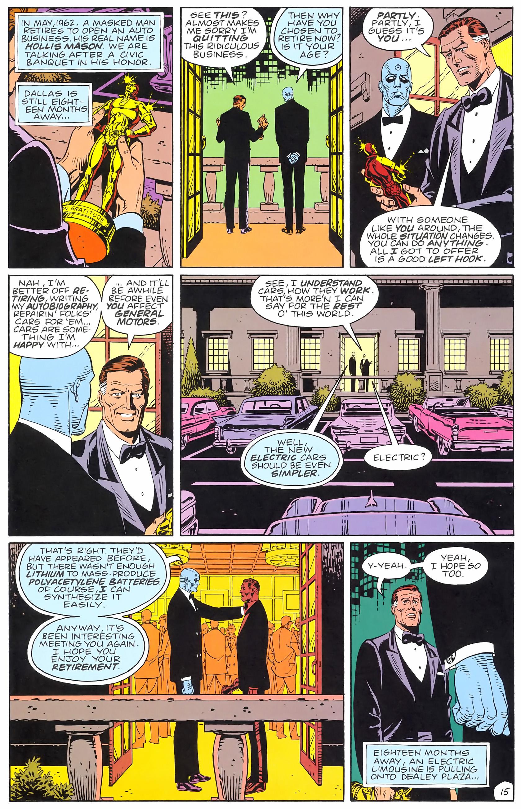 Watchmen (1986) issue 4 - Page 17