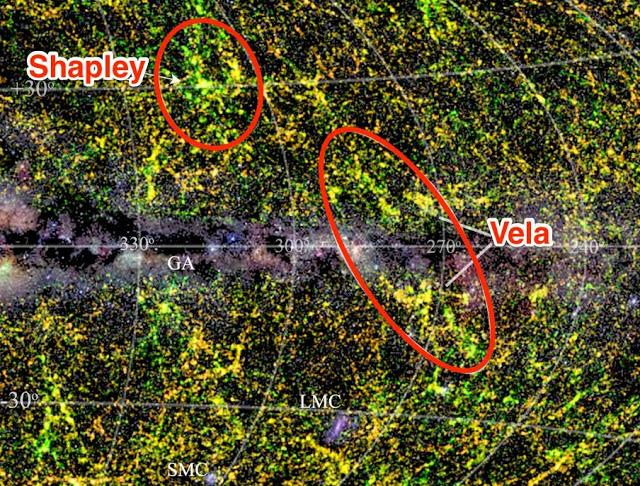 ΣΟΚΑΡΙΣΤΙΚΟ! Εντόπισαν ογκώδες αντικείμενο πίσω από το Γαλαξία μας που κινείται με 40.000.000 μίλια ανά ώρα