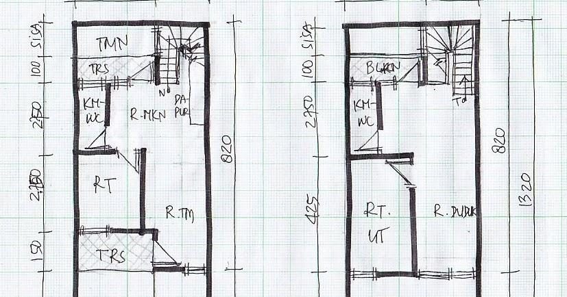 800+ Gambar Rumah Minimalis Sederhana Ukuran 4x15 HD Terbaru