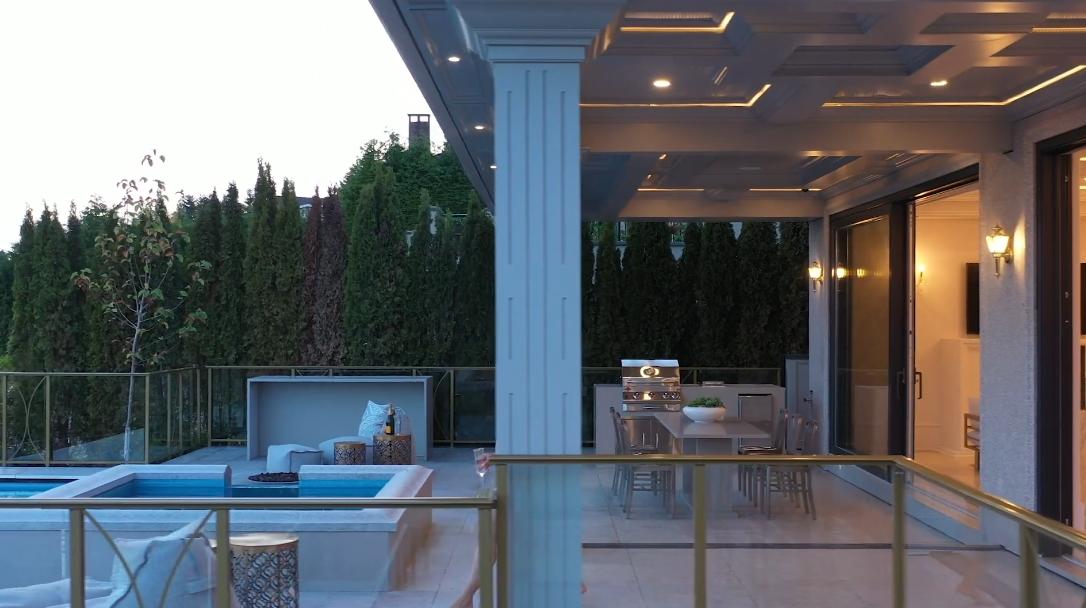 29 Interior Design Photos vs. 1103 Gilston Rd, West Vancouver Luxury Home Tour