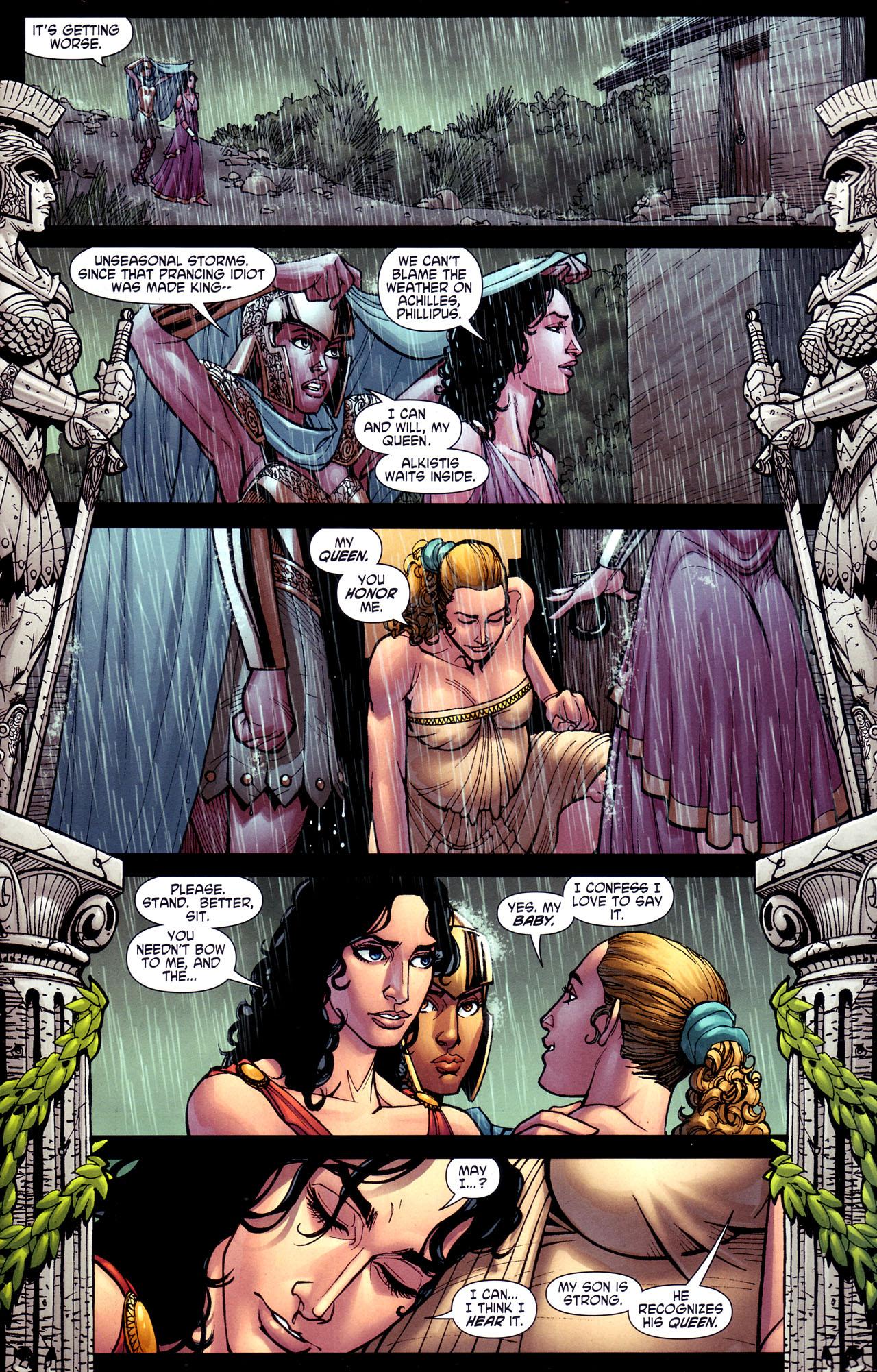 Read online Wonder Woman (2006) comic -  Issue #37 - 7
