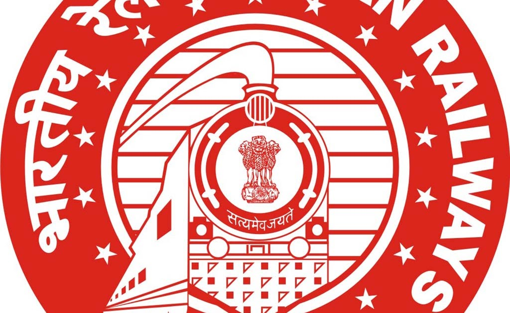 Free Indian Logos: Indian Railway Logo Vector (New)