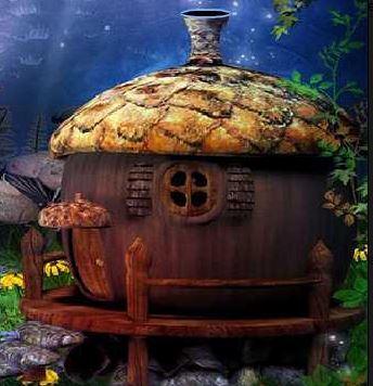 AvmGames Amanita Mushroom Forest Escape