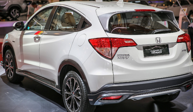 2018 Honda HR-V Mugen Specs, Full Reviews