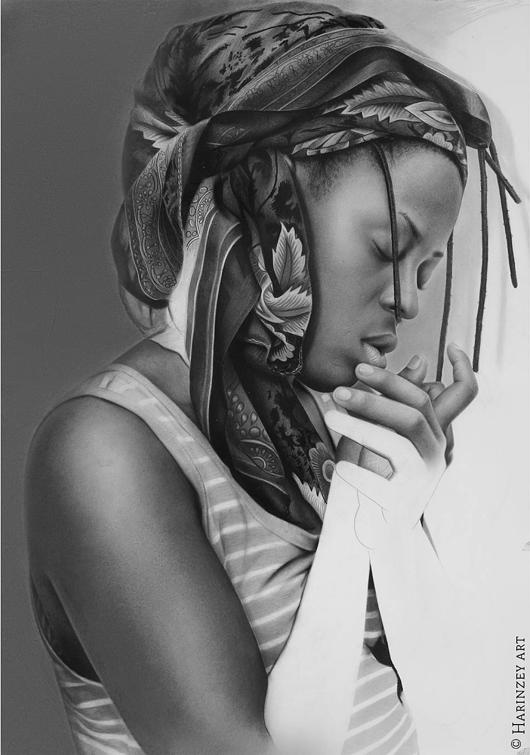 Vivian's Story, art by Arinze Stanley.