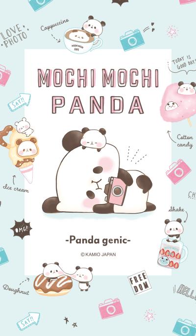 MOCHI MOCHI PANDA -Panda Genic-