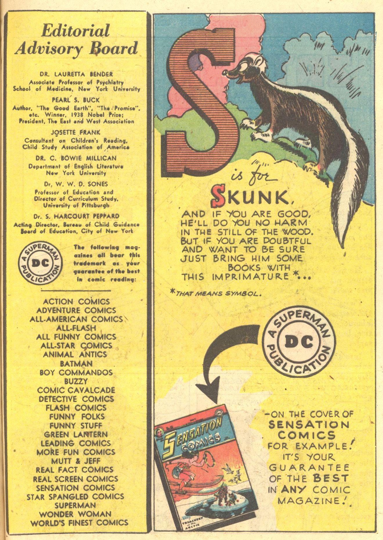 Read online World's Finest Comics comic -  Issue #28 - 42