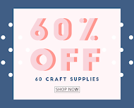 Shop Blitsy (60% off Craft Supplies)