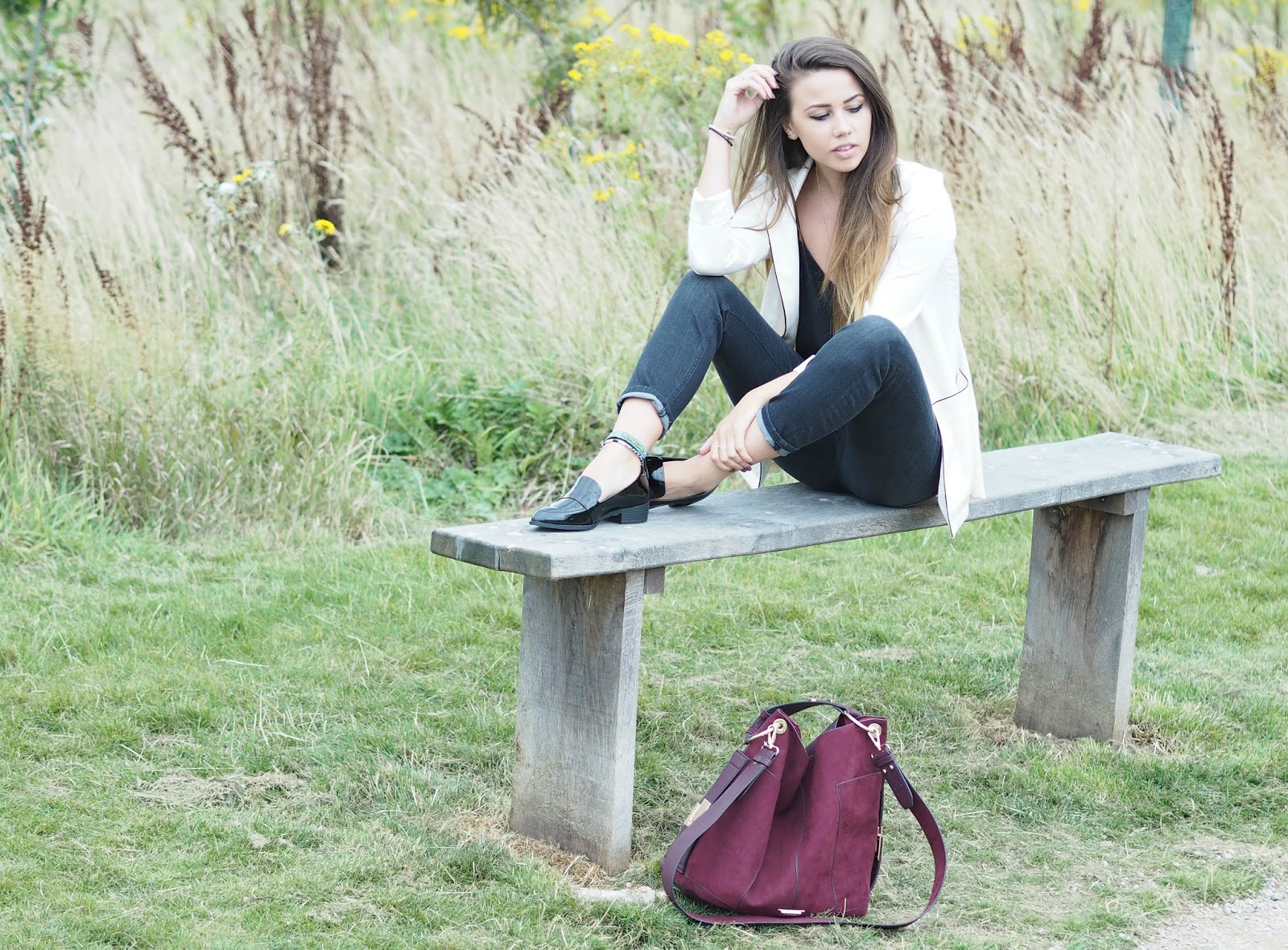 river island collaboration with a blogger