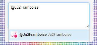 © Ju2Framboise - Comment récupérer ses liens de partage Twitter