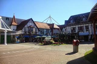 Vila Germânica, em Blumenau - SC