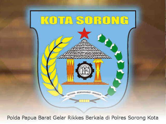 Pastikan Kesehatan Personel, Polda Papua Barat Gelar Rikkes Berkala di Polres Sorong Kota