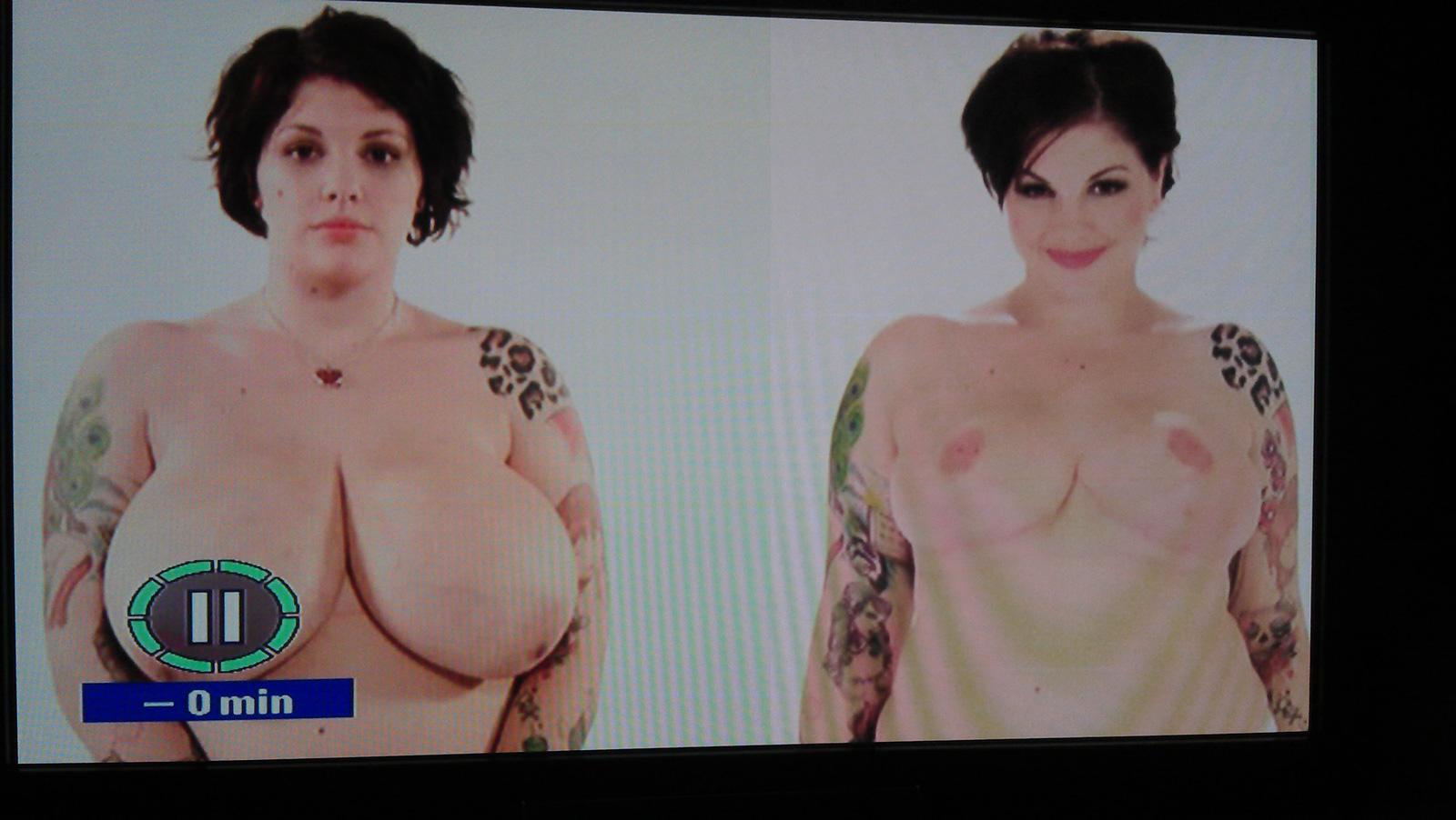 Naked busty wife hard fuck