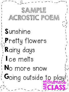 Poetry Writing Activities {featuring 10 types of poems; includes sample poems, graphic organizers and writing paper}