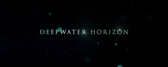 Deepwater Horizon Title Card
