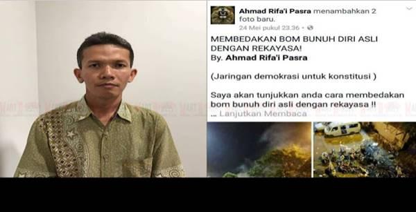 Karyawan Ponpes Ditangkap, Begini Tanggapan Pihak Diniyyah Putri Padang Panjang