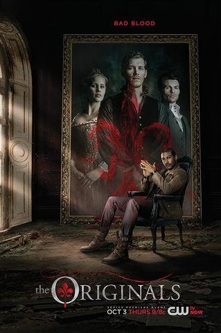 Gia đình thủy tổ (Ma cà rồng nguyên thủy) Phần 1 - The Originals First Season 1 (2013)